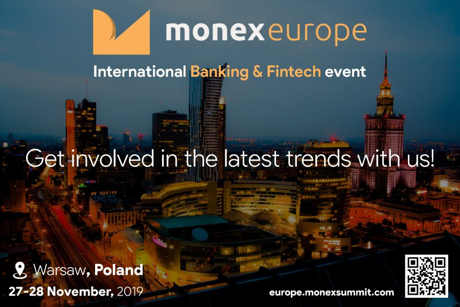 Monex Europe - Get involved in the biggest international banking and Fintech event