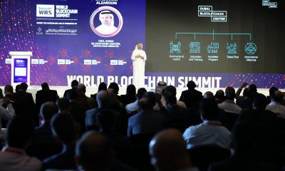 """""""UAE can become the next Wall Street,"""" says Nick Spanos at World Blockchain Summit in Dubai"""