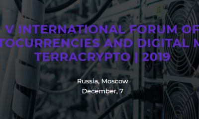 TerraCrypto Moscow Digital Mining and Cryptocurrencies: Trends 2020