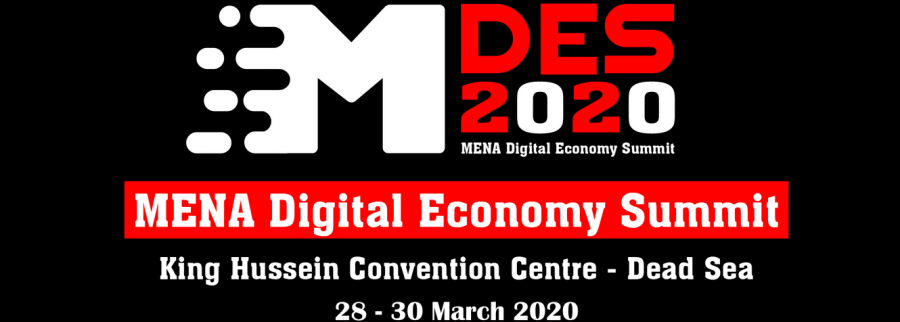 Book your participation in MENA Digital Economy Summit 2020