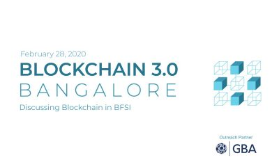 Clavent Coming up with Blockchain 3.0 Conference Focusing on BFSI in Bangalore