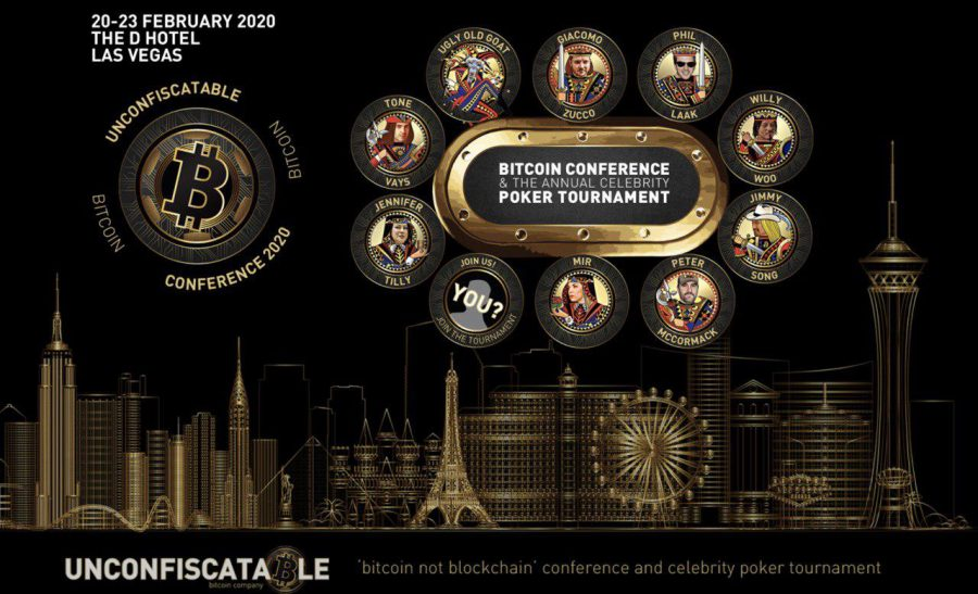 Unconfiscatable 'Bitcoin Not Blockchain' Conference's second edition is happening on Feb. 20-23