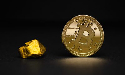 Bitcoin market luster outshine gold yet again