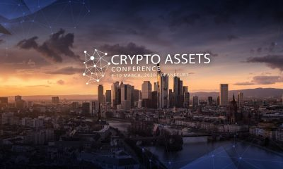 """Crypto Assets Conference 2020: The Conference on """"Blockchain and Finance"""""""