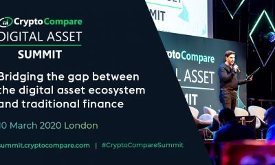 """Bitfinex and Tether CTO to reveal """"The Story of Tether"""" during an industry-first keynote at the CryptoCompare Digital Asset Summit"""