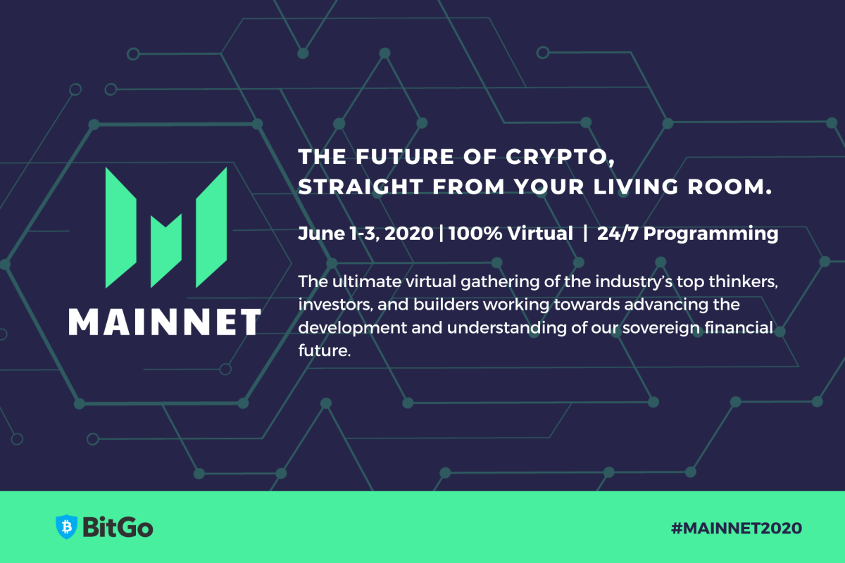 """Messari Hosts Inaugural Virtual Event """"Mainnet 2020"""", Featuring Crypto's Top Builders"""