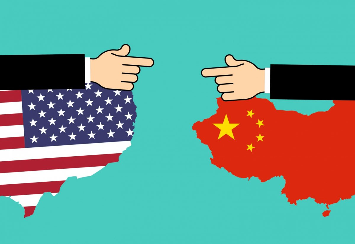 Bitcoin in the crossfire - as US-China tension heat up