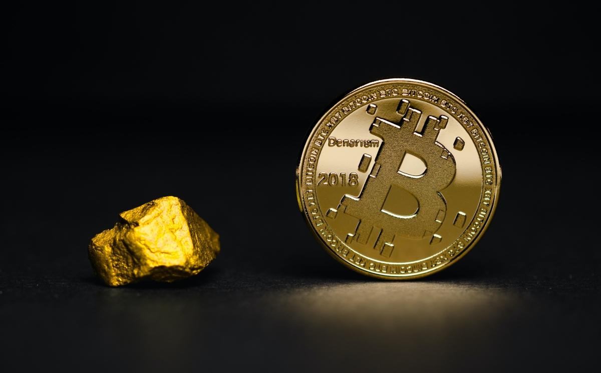 Bitcoin-Gold high correlation has an expiry date