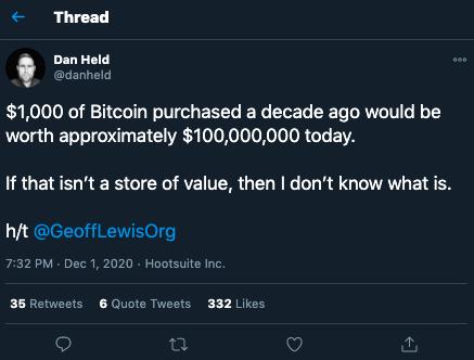 《【比特币】忘记比特币作为价值存储!这就是为什么它不止于此的原因...》